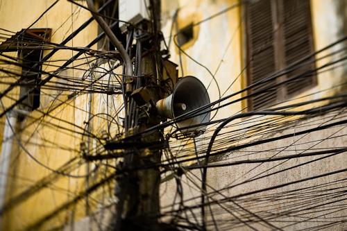 Hanoi Loudspeaker