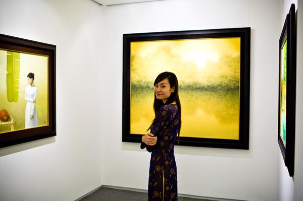 Gallery Mai in Hanoi