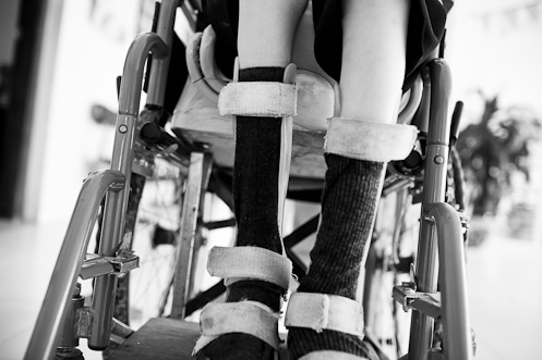 Toan's Wheelchair