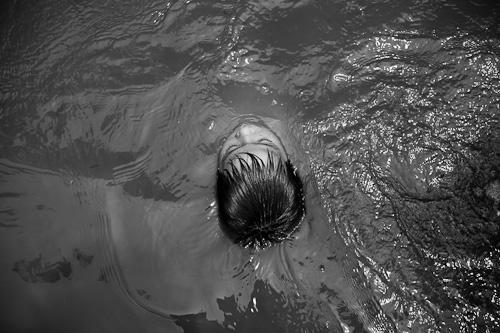 Swimming in Vietnam -3