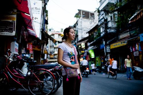 Hmong in Hanoi