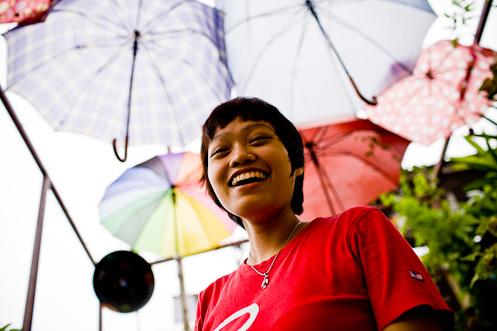 NOLA Waitress in Hanoi
