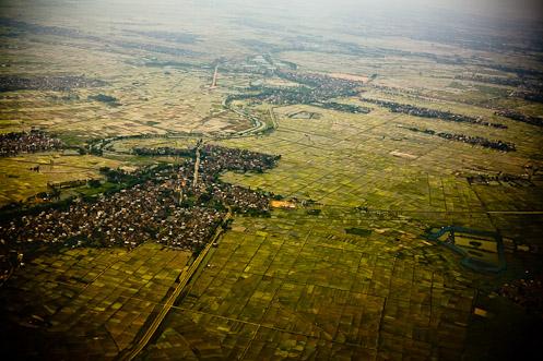 Aerial North Vietnam