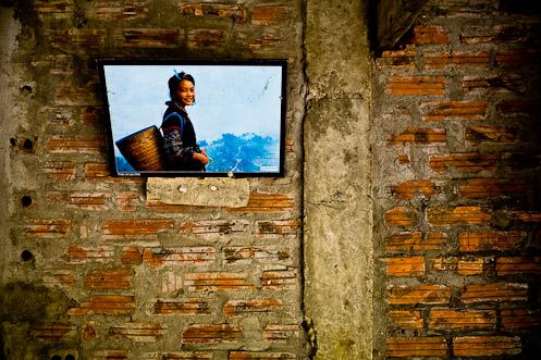 Village Wall