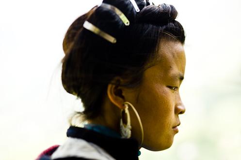 Hmong Portrait