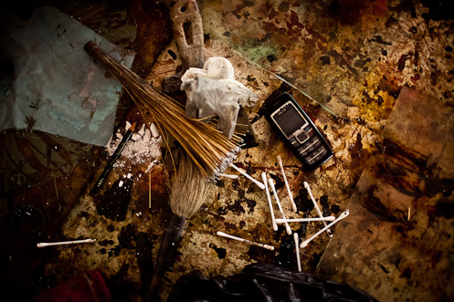 Tools & Phone