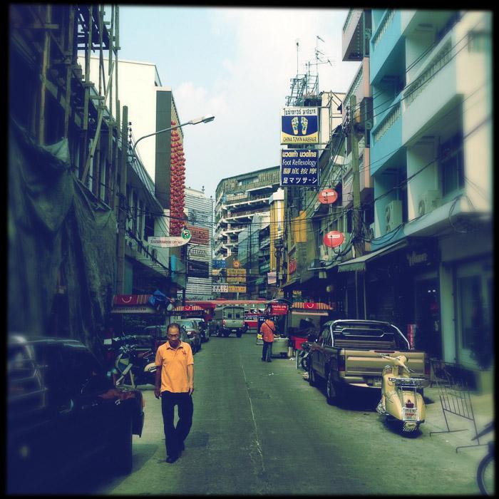 Chinatown Bangkok Travel-7