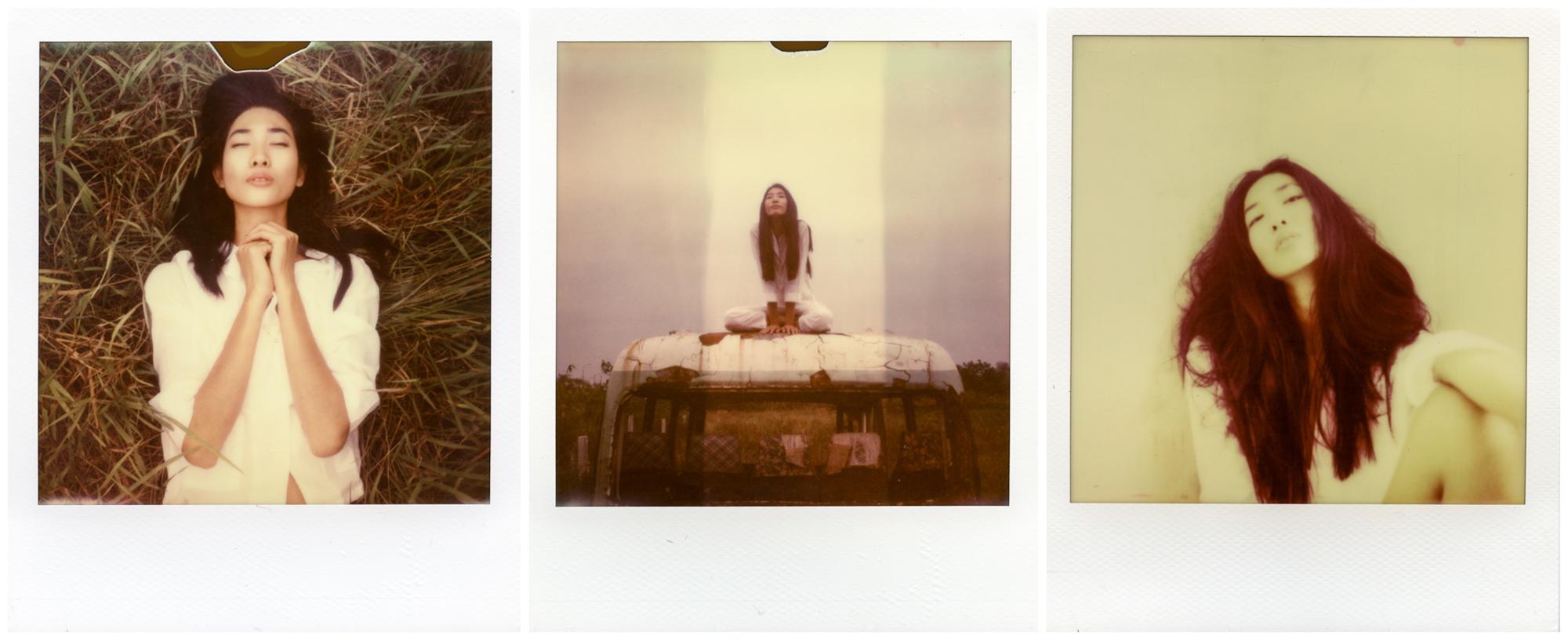Three Polaroids  Hanoi, Vietnam  From Swerve of Shore