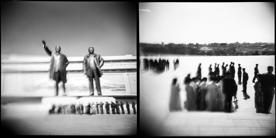 DUO NORTH KOREA HOLGA-3