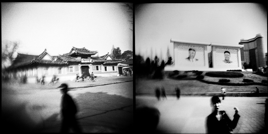 DUO NORTH KOREA HOLGA-4
