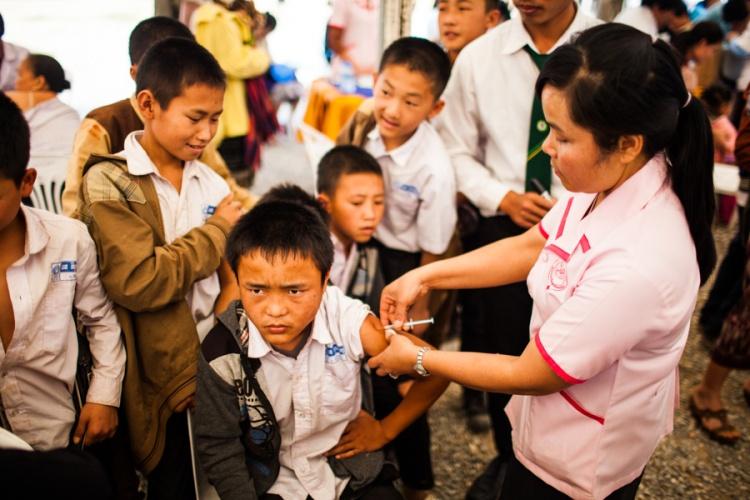 PATH NGO Phonsavan Laos 07