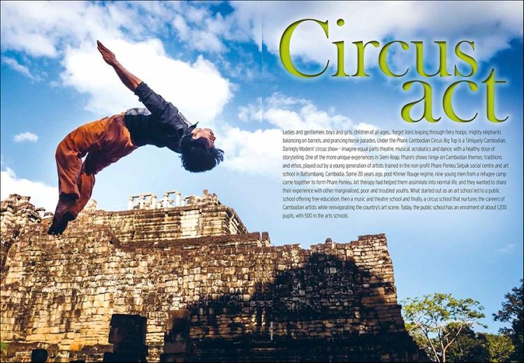 Phare Circus Siem Reap Tearsheets-1