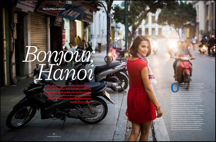 SMILE Hanoi Vietnam Cover Story-2