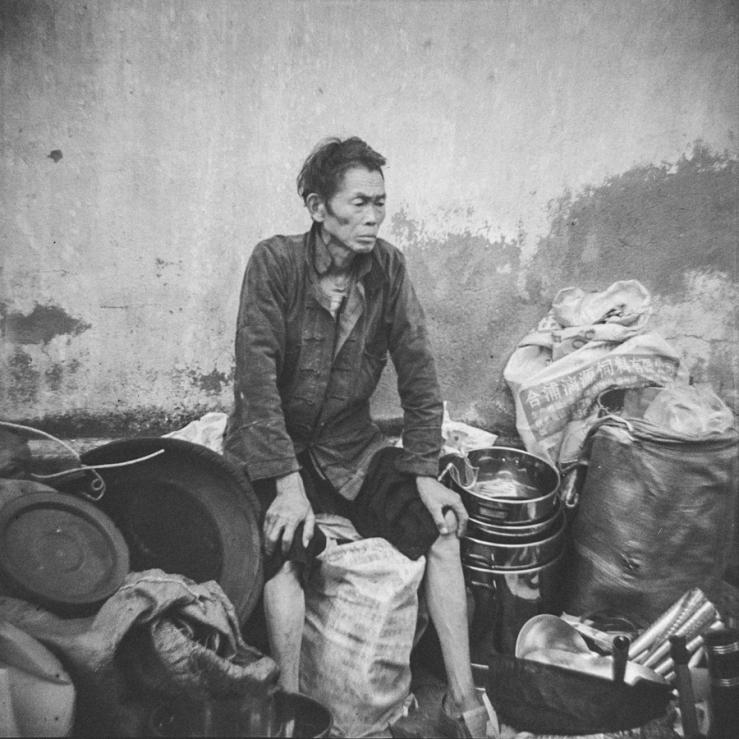 Ha Giang Vietnam B&W 02
