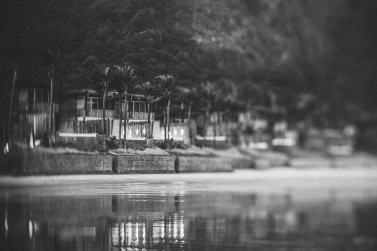 Prisons, Fishing & Paradise
