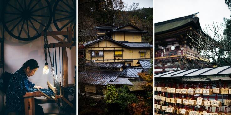 Dazaifu Shrine in Kyushu, Japan.