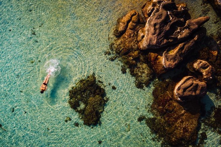 Phu Quoc Swimming