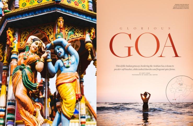AJS Endless Vacation Goa India-1
