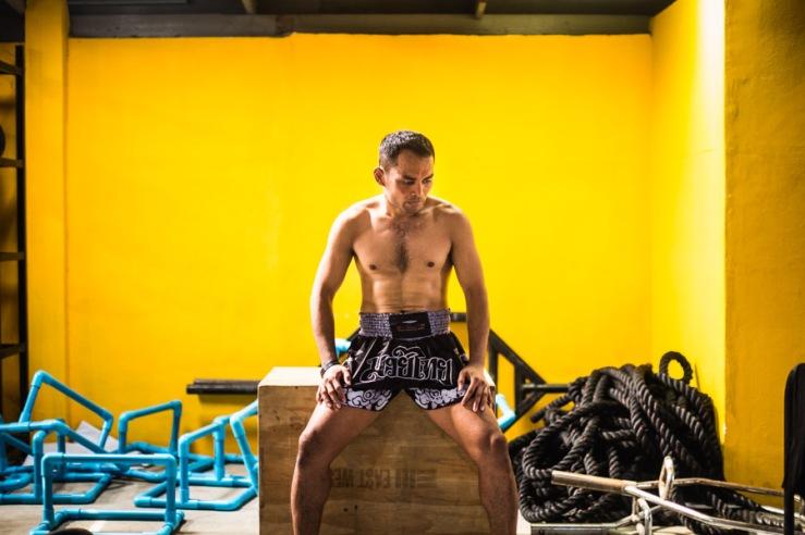 Thai Boxing MMA 01