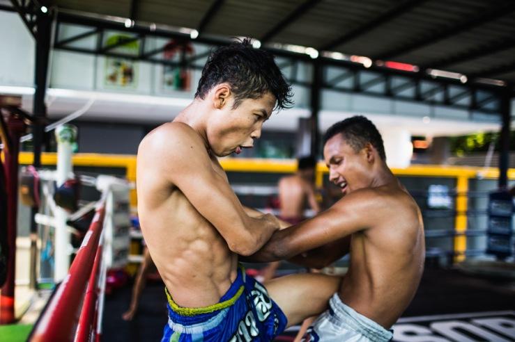 Thai Boxing MMA 04