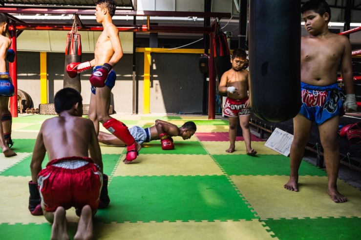 Thai Boxing MMA 05