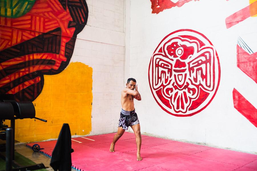 Thai Boxing MMA 06
